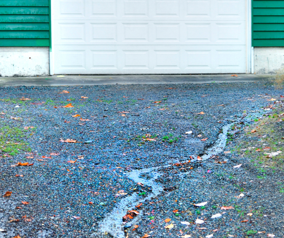 When to Replace Your Driveway